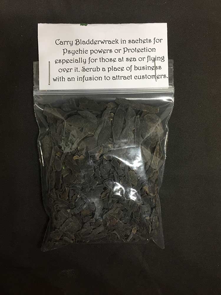 BLADDERWRACK Dried Herb | Pagan & Wicca Supplies Shop